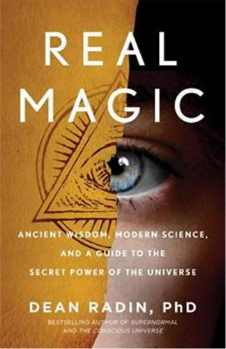 Real Magic Book cover