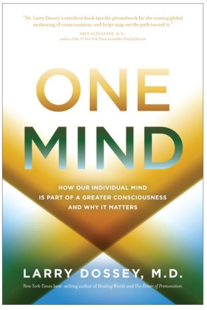 One Mind Book Cover from Good Reads
