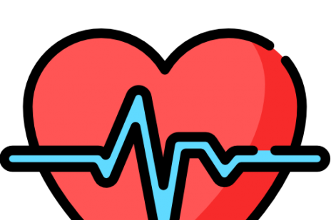 Healthy Heart with Heart Beat