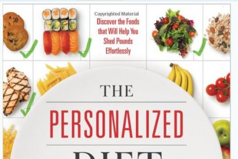The Personalized Diet Book Cover