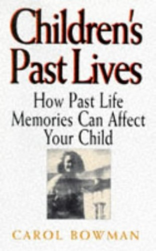 Book Cover: Past Lives of Children