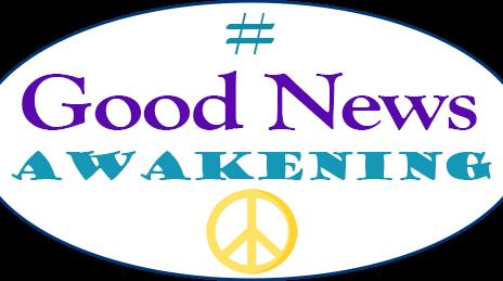 #GoodNewsAwakening Logo
