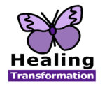 Healing Transformation Logo Butterfly