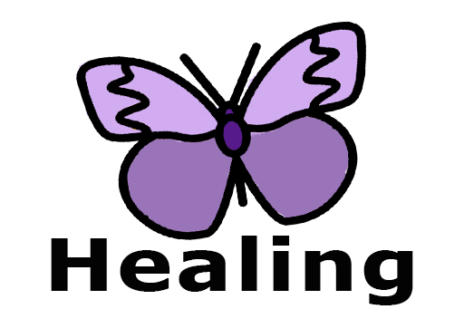 Healing Transformation's Butterfly